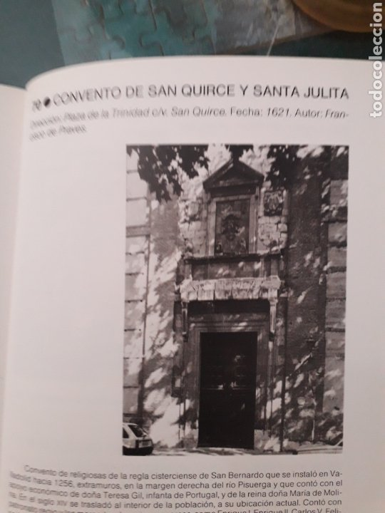 Libros de segunda mano: GUIA DE ARQUITECTURA DE VALLADOLID - JUAN CARLOS ARNUNCIO PASTOR (Dirigida ) - Foto 5 - 199796503