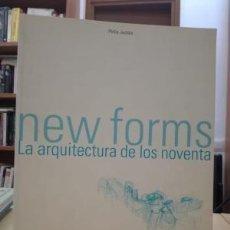 Libros de segunda mano: NEW FORMS: LA ARQUITECTURA DE LOS NOVENTA JODIDIO, PHILIP. Lote 202320586