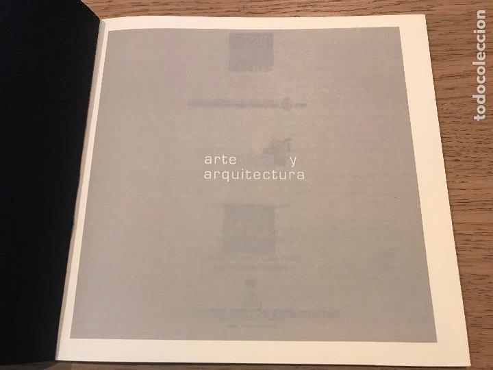 Libros de segunda mano: ARTE Y ARQUITECTURA - 2001 - XX AÑOS DEL COLEGIO DE ARQUITECTOS DE ASTURIAS - Foto 2 - 202655566