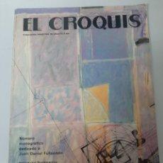 Libros de segunda mano: REVISTA CROQUIS Nº 18, JUAN DANIEL FULLAONDO, ARQUITECTURA / ARCHITECTURE, EL CROQUIS, 1984. Lote 203032763