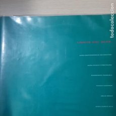 Libros de segunda mano: LIMITE DEL MAR, ENRIQUE BAQUEDANO, VARIOS AUTORES, ARQUITECTURA-DISEÑO / ARCHITECTURE & DESIGN 1992. Lote 203045282