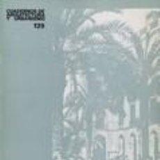 Libros de segunda mano: CUADERNOS - QUADERNS D ' ARQUITECTURA Nº 139 AÑO 1980 BARCELONA INDUSTRIAL MODERNISTA 2. Lote 203223390