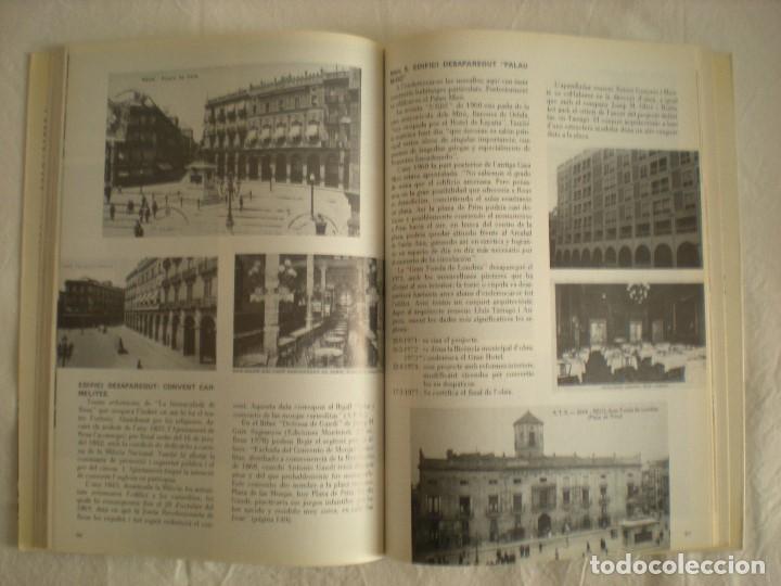 Libros de segunda mano: Arquitectura de Reus - Tomb de Ravals - Foto 3 - 204242861