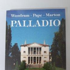 Libros de segunda mano: PALLADIO, 1508-1580, WUNDRAM-PAPE-MARTON, ARQUITECTURA / ARCHITECTURE, TASCHEN, 1990. Lote 205277958