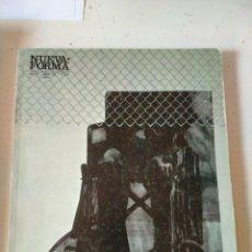 Libros de segunda mano: NUEVA FORMA Nº 109. REVISTA DE ARQUITECTURA Y ARTE (MADRID, 1975) ESPECIAL ANTONIO FERNANDEZ ALBA. Lote 205299432