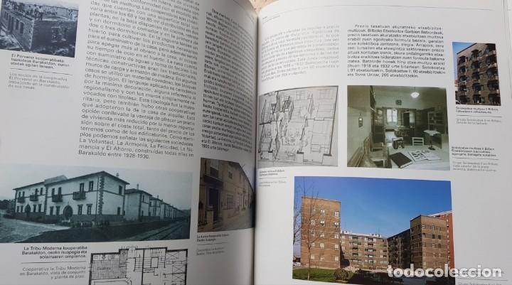 Libros de segunda mano: LIBRO ETXEA ARQUITECTURA EN EL PAIS VASCO Begoña Candina DIPUTACION FORAL DE VIZCAYA BILINGUE 2002 - Foto 2 - 205351518