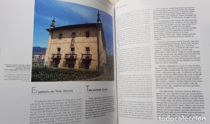 Libros de segunda mano: LIBRO ETXEA ARQUITECTURA EN EL PAIS VASCO Begoña Candina DIPUTACION FORAL DE VIZCAYA BILINGUE 2002 - Foto 3 - 205351518