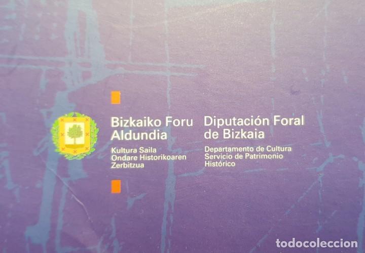 Libros de segunda mano: LIBRO ETXEA ARQUITECTURA EN EL PAIS VASCO Begoña Candina DIPUTACION FORAL DE VIZCAYA BILINGUE 2002 - Foto 5 - 205351518