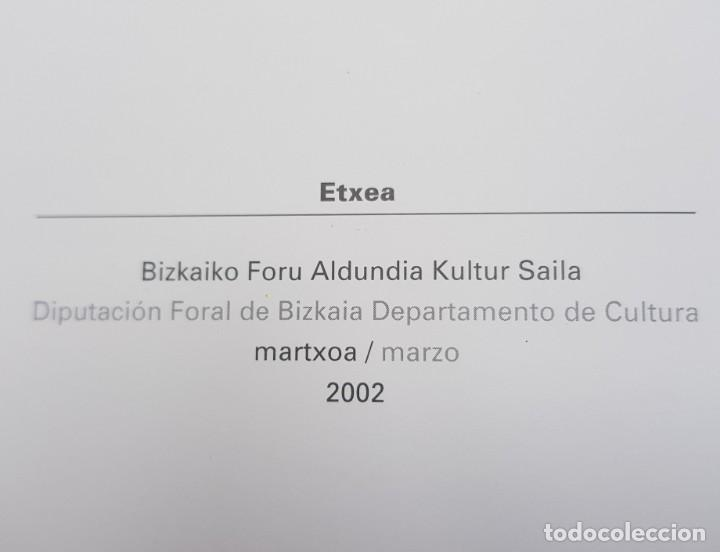 Libros de segunda mano: LIBRO ETXEA ARQUITECTURA EN EL PAIS VASCO Begoña Candina DIPUTACION FORAL DE VIZCAYA BILINGUE 2002 - Foto 6 - 205351518