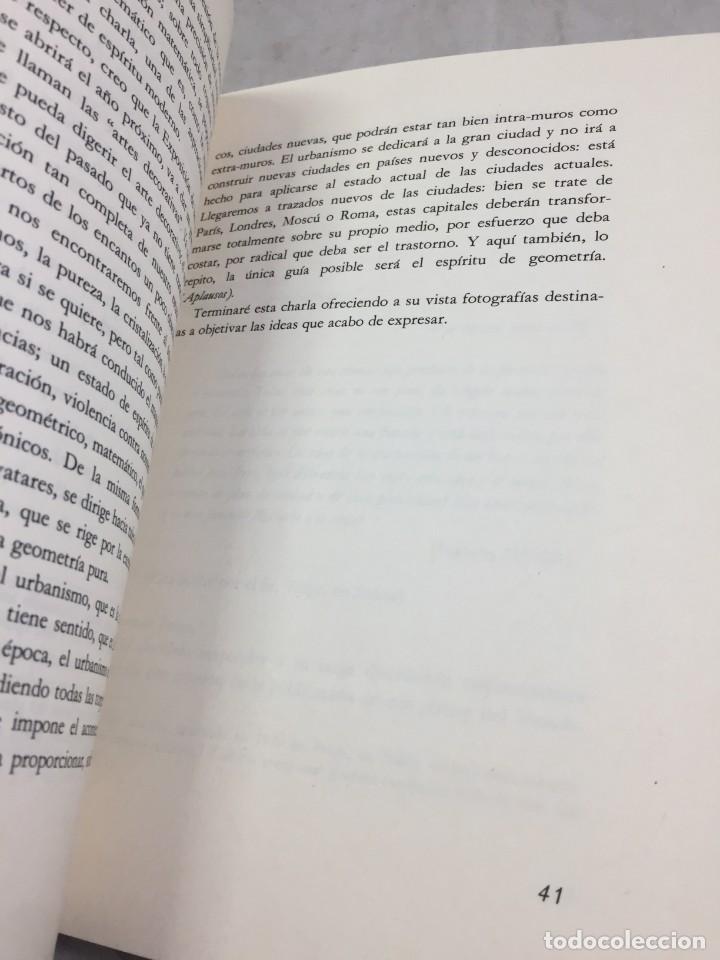 Libros de segunda mano: EL ESPÍRITU NUEVO EN ARQUITECTURA.EN DEFENSA DE LA ARQUITECTURA. LE CORBUSIER. ARQUITECTURA 7 1983 - Foto 5 - 205354620