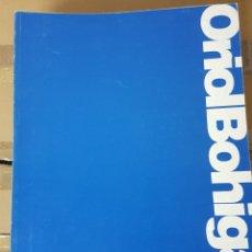 Libros de segunda mano: REVISTA ARQUITECTOS CONSEJO SUPERIOR DE LOS COLEGIOS DE ARQUITECTOS 119 ORIOL BOHIGAS. Lote 206187153