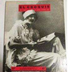 Libros de segunda mano: EL CROQUIS Nº 27 MADRID 1987 ARQUITECTURA,. Lote 206227412