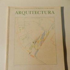 Libros de segunda mano: ARQUITECTURA COAM Nº 234 1982 REVISTA DEL COLEGIO OFICIAL ARQUITECTOS DE MADRID. Lote 206912450