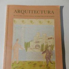 Libros de segunda mano: ARQUITECTURA COAM N 240 1983 REVISTA DEL COLEGIO OFICIAL ARQUITECTOS DE MADRID TEODORO DE ANASAGASTI. Lote 206912835