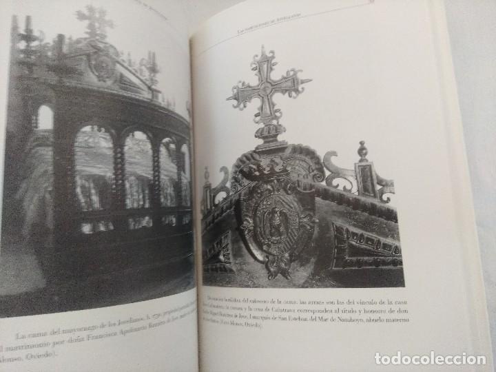 Libros de segunda mano: LIBRO/LA CASA NATAL DE MELCHOR DE JOVELLANOS. - Foto 3 - 206970890