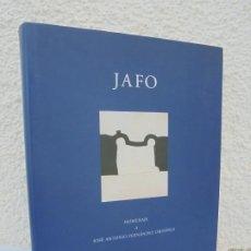 Libros de segunda mano: JAFO. HOMENAJE A JOSE ANTONIO FERNANDEZ ORDOÑEZ. COLEGIO DE INGENIEROS DE CAMINOS, CANALES Y PUERTOS. Lote 207154101