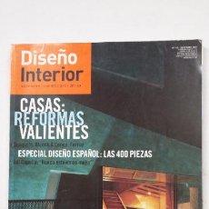 Libros de segunda mano: DISEÑO INTERIOR. INTERIORISMO ARQUITECTURA Y DISEÑO. Nº 113. DICIEMBRE 2001. JULI CAPELLA. TDKC57. Lote 207216823