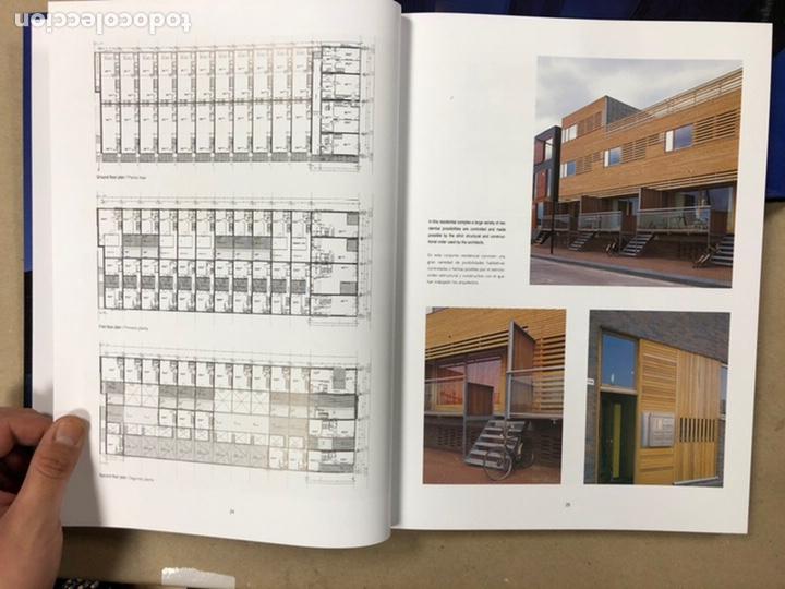 Libros de segunda mano: NEW APARTAMENT BUILDINGS. ARCHITECTURAL DESING. ARIAN MOSTAEDI. INSTITUTO MONSA DE EDICIONES. - Foto 7 - 207617816