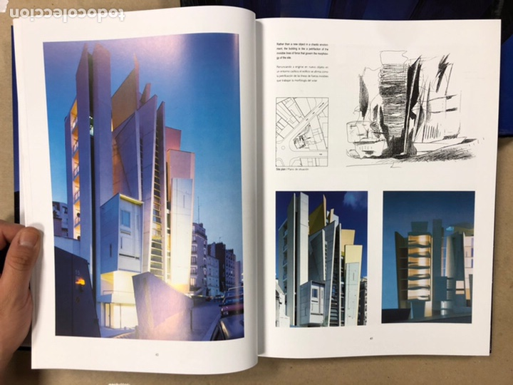 Libros de segunda mano: NEW APARTAMENT BUILDINGS. ARCHITECTURAL DESING. ARIAN MOSTAEDI. INSTITUTO MONSA DE EDICIONES. - Foto 8 - 207617816