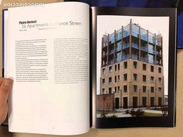 Libros de segunda mano: NEW APARTAMENT BUILDINGS. ARCHITECTURAL DESING. ARIAN MOSTAEDI. INSTITUTO MONSA DE EDICIONES. - Foto 9 - 207617816
