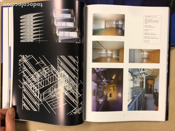 Libros de segunda mano: NEW APARTAMENT BUILDINGS. ARCHITECTURAL DESING. ARIAN MOSTAEDI. INSTITUTO MONSA DE EDICIONES. - Foto 10 - 207617816
