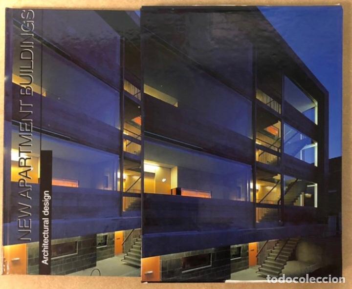 NEW APARTAMENT BUILDINGS. ARCHITECTURAL DESING. ARIAN MOSTAEDI. INSTITUTO MONSA DE EDICIONES. (Libros de Segunda Mano - Bellas artes, ocio y coleccionismo - Arquitectura)