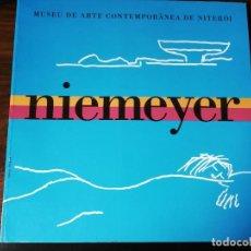 Libros de segunda mano: NIEMEYER. MUSEU DE ARTE CONTEMPORÂNEA DE NITERÓI. Lote 207933330