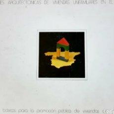 Libros de segunda mano: SOLUCIONES ARQUITECTÓNICAS DE VIVIENDAS UNIFAMILIARES EN EL MEDIO RURAL. Lote 208164515