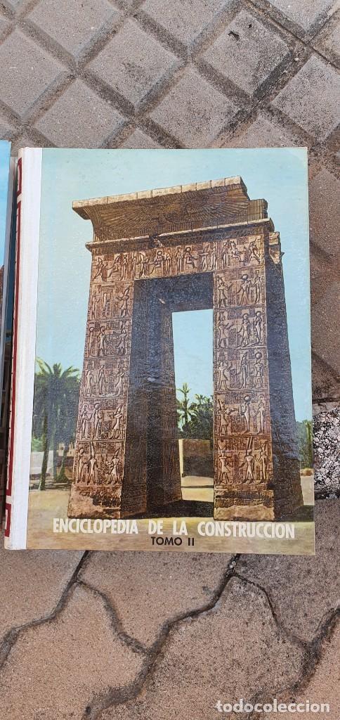Libros de segunda mano: Enciclopedia de la construcción - Foto 2 - 208694573