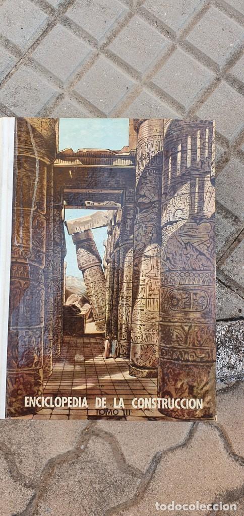 Libros de segunda mano: Enciclopedia de la construcción - Foto 3 - 208694573