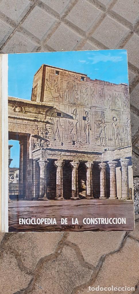 Libros de segunda mano: Enciclopedia de la construcción - Foto 4 - 208694573