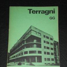 Libros de segunda mano: TERRAGNI. – COLECCIÓN ESTUDIO PAPERBACK- GUSTAVO GILI.- EDICION 1981 .. Lote 208935200