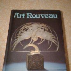 Libros de segunda mano: ART NOUVEAU DE MARÍA COSTANTINO PRIMERA EDICIÓN 1993 EDITORIAL LIBSA ILUSTRADO. Lote 209620650