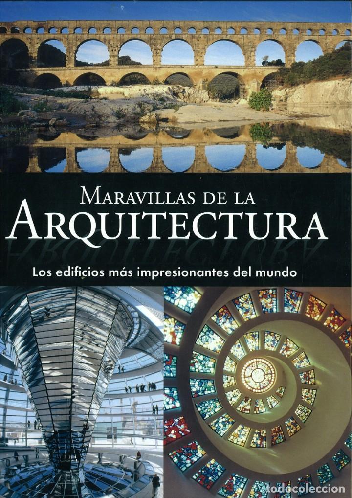 MARAVILLAS DE LA ARQUITECTURA. LOS EDIFICIOS MAS IMPRESIONANTES DEL MUNDO (Libros de Segunda Mano - Bellas artes, ocio y coleccionismo - Arquitectura)