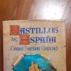 Libros de segunda mano: CASTILLOS DE ESPAÑA CARLOS SARTHOU CARRERES. Lote 210208791