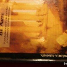 Libros de segunda mano: DICCIONARIO DE TÉRMINOS DE ARTE ,G. FATÁS Y G.M. BORRÁS. Lote 211684210