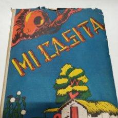 Libros de segunda mano: MI CASITA TOMO III. PROYECTOS DE VIVIENDAS ECONOMICAS, CONSTRUCCIONES SUDAMERICANAS. Lote 211690320
