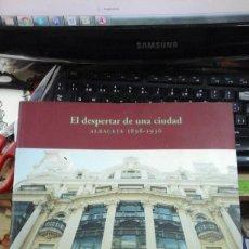 Libros de segunda mano: EL DESPERTAR DE UNA CIUDAD. ALBACETE 1898-1936 (MADRID, 2001). Lote 211699755