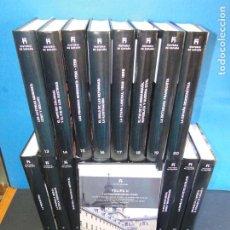 Libros de segunda mano: HISTORIA DE ESPAÑA. EL PAÍS. (20 TOMOS OBRA COMPLETA). DIRIGIDA POR JOHN LINCH. Lote 212144285