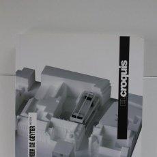 Libri di seconda mano: REVISTA EL CROQUIS N. 126 XAVEER DE GEYTER 1992-2005 ARQUITECTURA. Lote 233576670
