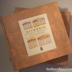 Libros de segunda mano: VITRÚVIO - TRATADO DE ARQUITECTURA - LISBOA 2006 - ILUSTRADO - LIBRO EN PORTUGUES. Lote 212741728