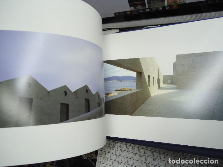 Libros de segunda mano: Museo do Mar de Galicia. César Portela Arquitecto. Fotografías de Sergio Portela. 2002. Espectacular - Foto 3 - 212792788