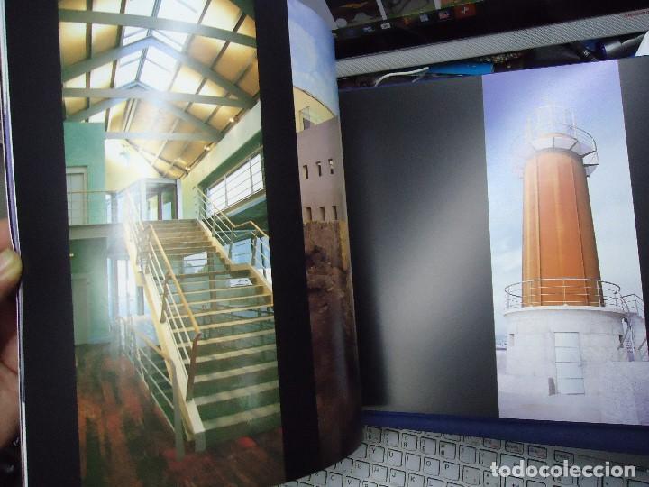 Libros de segunda mano: Museo do Mar de Galicia. César Portela Arquitecto. Fotografías de Sergio Portela. 2002. Espectacular - Foto 5 - 212792788