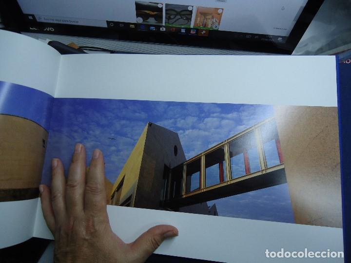 Libros de segunda mano: Museo do Mar de Galicia. César Portela Arquitecto. Fotografías de Sergio Portela. 2002. Espectacular - Foto 7 - 212792788