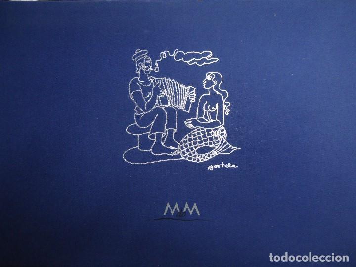 MUSEO DO MAR DE GALICIA. CÉSAR PORTELA ARQUITECTO. FOTOGRAFÍAS DE SERGIO PORTELA. 2002. ESPECTACULAR (Libros de Segunda Mano - Bellas artes, ocio y coleccionismo - Arquitectura)