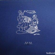 Libros de segunda mano: MUSEO DO MAR DE GALICIA. CÉSAR PORTELA ARQUITECTO. FOTOGRAFÍAS DE SERGIO PORTELA. 2002. ESPECTACULAR. Lote 212792788