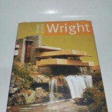 Libros de segunda mano: F.LLOYD WRIGHT - NAOMI STUNGO. Lote 213366301
