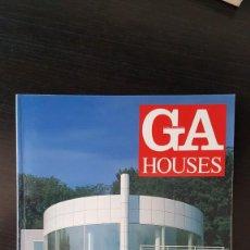 Libros de segunda mano: GA HOUSES GLOBAL ARQUITECTURE N° 30. REVISTA DE ARQUITECTURA. Lote 214113451