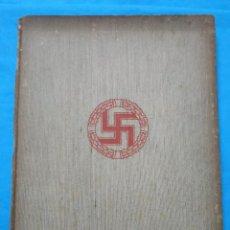 Libros de segunda mano: LA NUEVA ARQUITECTURA ALEMANA - BELIN 1941 ORIGINAL. Lote 216518540