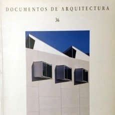 Libros de segunda mano: ARTIGUES & SANABRIA (BIBLIOTECA UPC, BARCELONA; AUDITORIO, LLEIDA; SAN CUGAT; ETC.) ARQUITECTURA. Lote 218399086